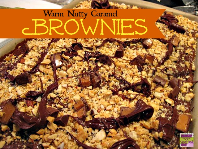 ... caramel brownies salted caramel brownies caramel pecan brownies