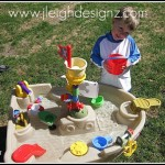 Little Tikes – Anchors Away Pirate Ship Water Table {Review & Giveaway}