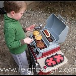 Little Tikes – Backyard Barbeque™ Get Out 'n' Grill Review & Cozy Coupe® Giveaway!