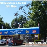 York's Wild Kingdom Zoo & Amusement Park {York Beach, Maine} Review