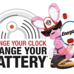 Energizer's Change Your Clock – Change Your Battery® Program – Giveaway!