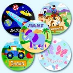 Olive Kids Personalized Plates – Review & Giveaway!