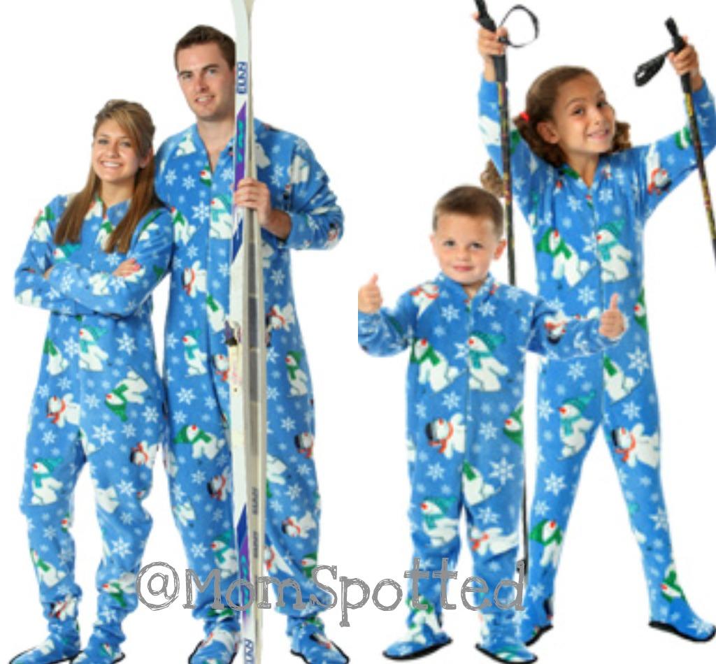 Win Matching Christmas Pajamas For The Whole Family! Snug As A Bug ...
