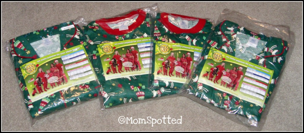 80786d4cfb We received the Merry Reindeer Pajamas for my family. If I had been holding  these off until Christmas Eve you would have been able to easy wrap these.
