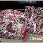 Vera Bradley – Metropolitan in Very Berry Paisley Review