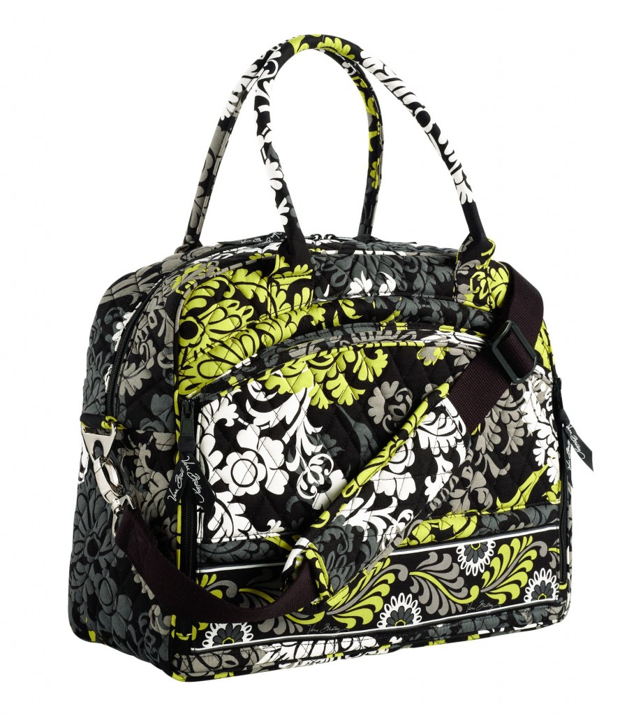 """There are many """"fakes"""" out there but the moment you touch or see an  original you know why they could never compare to a true Vera Bradley Bag! 7dd1f4d23df82"""