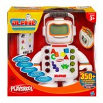 Playskool Brought Alphie Back! The Little Portable Robot Buddy!