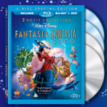 Disney's Fantasia/Fantasia 2000 on Blu-ray & DVD