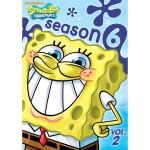 SpongeBob SquarePants: Season Six, Volume Two DVD Available 12/7