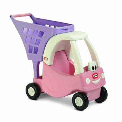 Little Tikes Cozy Coupe Shopping Cart Giveaway! - MomSpotted on