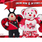 Build-A-Bear Has Valentine's Day Covered! Review and Giveaway!