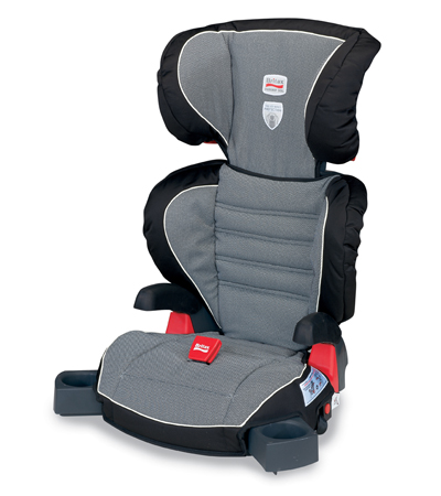 Britax Parkway SGL (Belt-Positioning Booster Seat) Review - MomSpotted