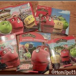 FIVE New @Chuggington Books! Review and Giveaway!
