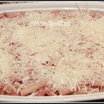 Creamy Baked Ziti Recipe from Kraft Foods