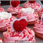 Valentine's Day Cupcake Ideas with Wilton