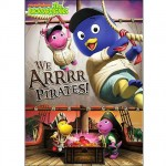 The Backyardigans: We Arrrr Pirates DVD Available March 8. 2011