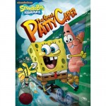 SpongeBob SquarePants The Great Patty Caper DVD Available March 8, 2011