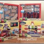 Chuggington Wooden Railway Train Sets Are Here! Review and Giveaway!