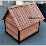 Arf Frame Natural Dog House Review from DogHousesNow.com with Giveaway!