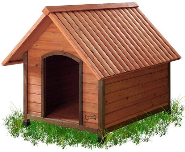 Workshop Design Wood Medium Dog House Plans