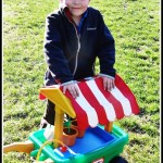 Little Tikes 2-in-1 Garden Cart & Wheelbarrow Review & Giveaway!