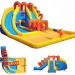 Last Chance Spring Into Summer! Waterslide Bounce House & Step2 PlayHouse Giveaway!!!