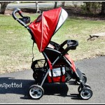 Jeep Cherokee Sport Stroller from Kolcraft! {Review}