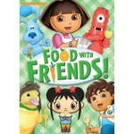 Nickelodeon Favorites: Food With Friends DVD Available Now!