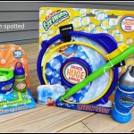 Funrise Gazillion Bubbles Set Review & Giveaway! Two Fun Toys!
