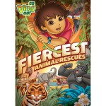 Go Diego Go! – Fiercest Animal Rescues DVD Available July 19, 2011 Pre-Order Now!