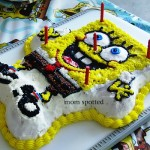 SpongeBob SquarePants's Wilton Character Cake Pan for Gavin's Birthday!
