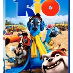 RIO Comes to Blu-ray and DVD Today August 2nd! Review & Giveaway!