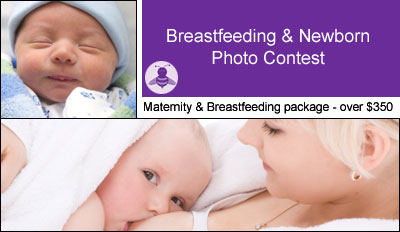 Baby Photo Competitions 2011 on Bumblewee Breastfeeding   Newborn Photo Contest   350  In Prizes