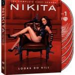 Nikita Season One on DVD