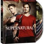 Supernatural: Season 6 on DVD