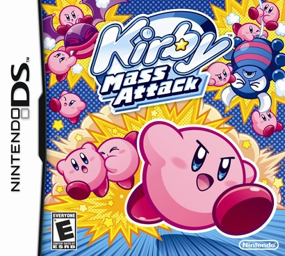 kirby mass attack for nintendo ds momspotted
