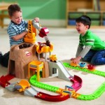 Little Tikes Big Adventures Construction Peak Rail & Road [Review & Giveaway]