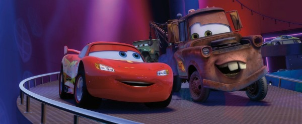 Disney's CARS 2 On Blu-ray 3D & Blu-ray Hi-Def Combo Pack
