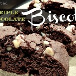 Wilton's Triple Chocolate Biscotti