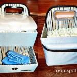 J.J. Cole Nursery Storage ONE DAY Giveaway! $75+ Value!