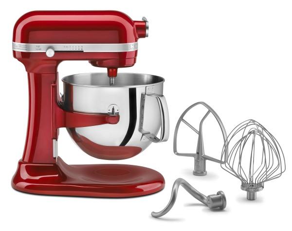 $550 Kitchenaid New 7-Quart Bowl-Lift Residential Stand Mixer