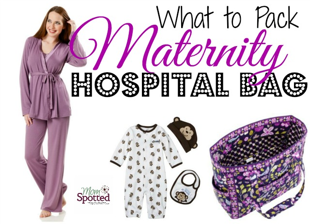 Hospital Bag - Packing Your Hospital Bag for Labor & Delivery!