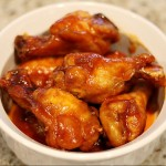 Easy BBQ Hot Wings Recipe