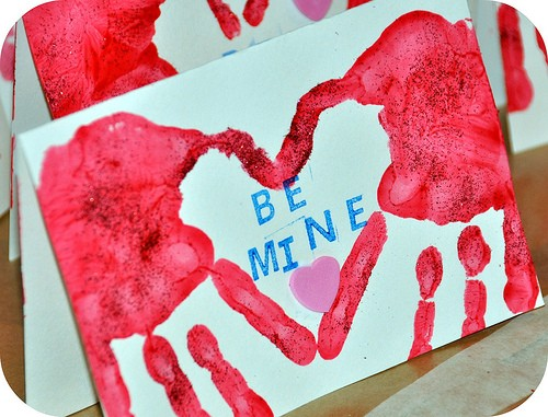 Fun valentine 39 s day craft projects momspotted for Valentines day art and crafts for preschoolers