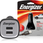 Energizer® Dual Car Universal USB Charger Review & Giveaway