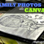 Turning Photos into Canvas Prints! Mod Podge Tutorial