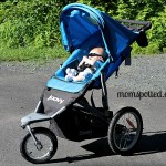 Joovy Zoom 360 Jogging Stroller {Review}