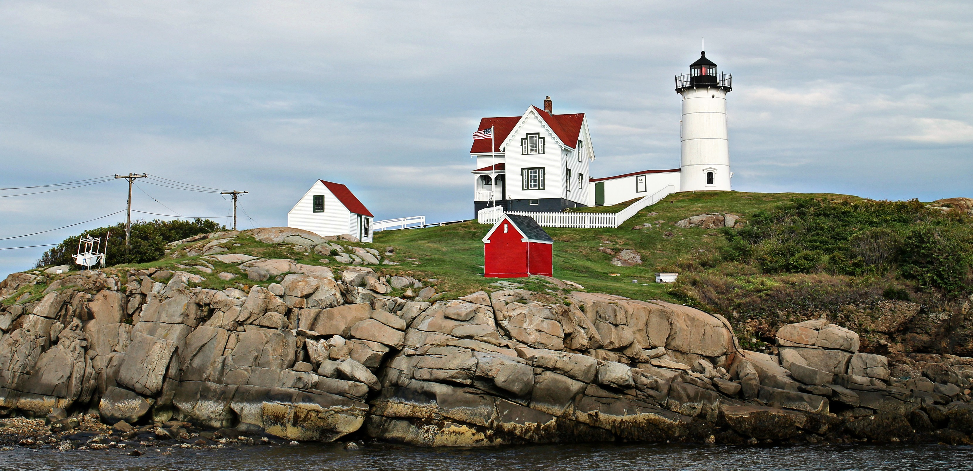 Nubble Light House York, Maine - MomSpotted
