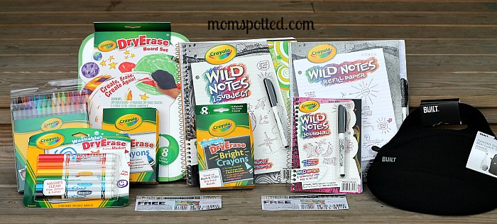 Back to School with POLLY-O/Kraft and Crayola Big Prize Pack ...