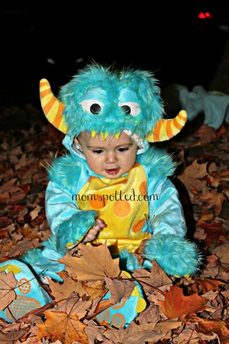 The Infant Toddler Lil Monster Costume ...  sc 1 st  MomSpotted & My Little Monster. - MomSpotted
